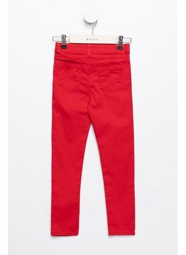 DeFacto Pantolon Kırmızı